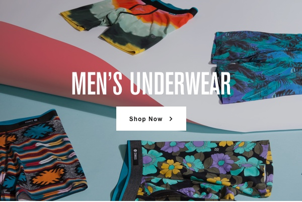 Shop Men's Underwear