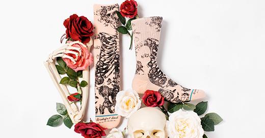 Men's Valentine's Day Socks