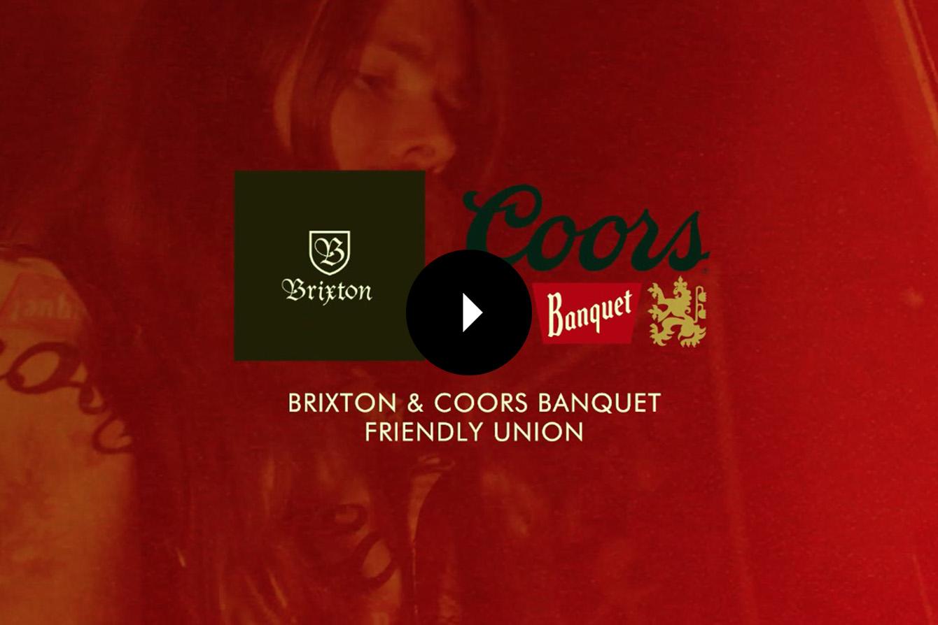 0b0765d596267 Brixton - Brixton & Coors Banquet!