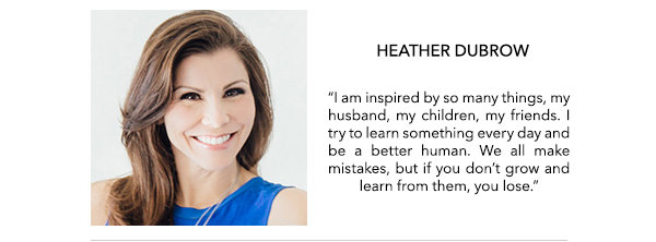 Charm the World with Heather Dubrow