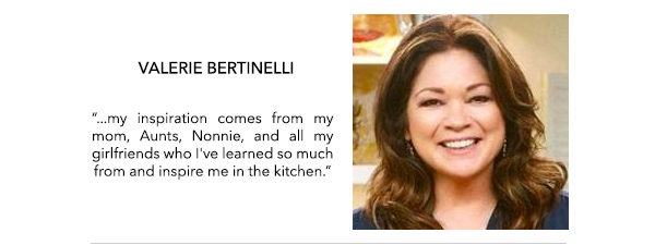 Charm the World with Valerie Bertinelli