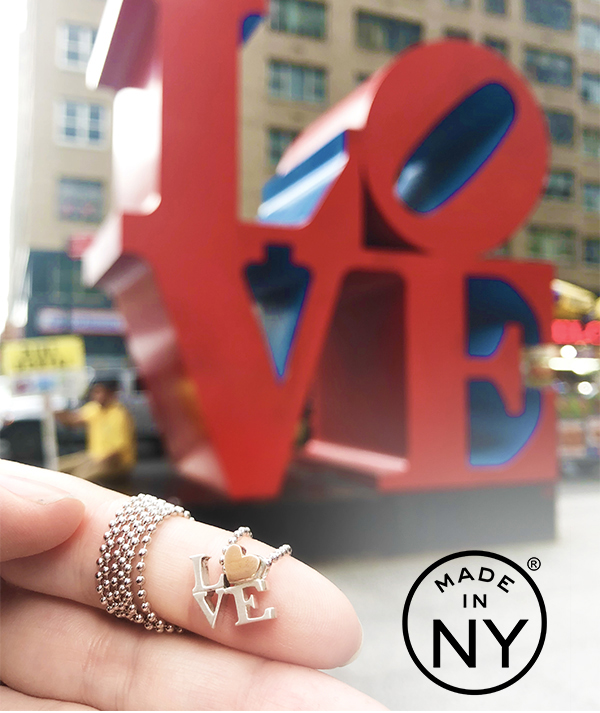 Made in NY with LOVE