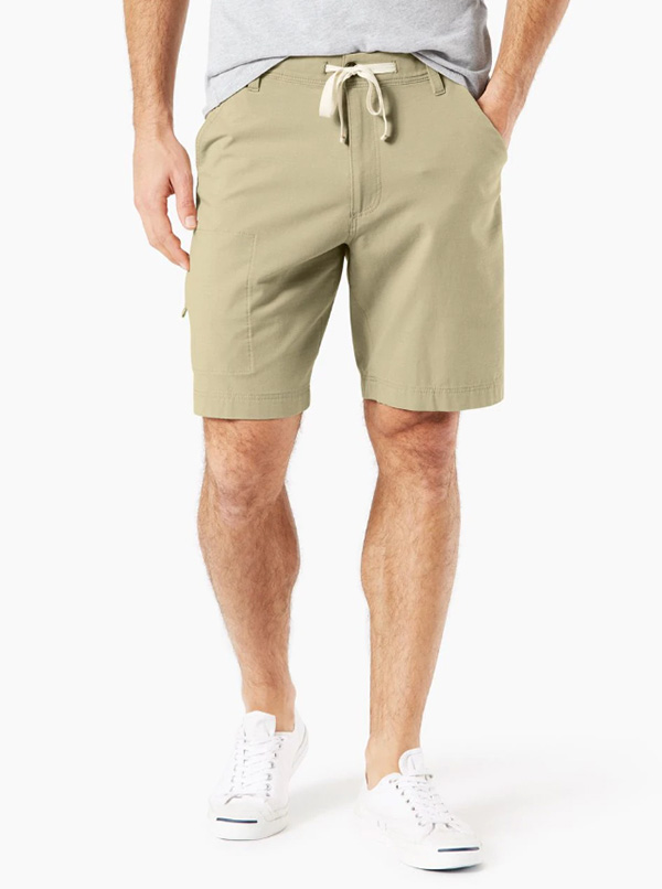 Utility Shorts with Smart 360 Flex™ Chino