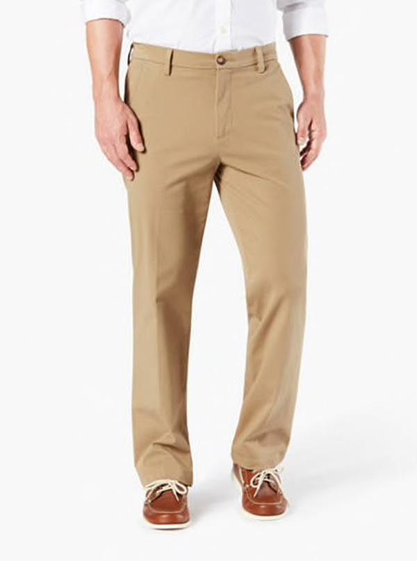 Workday Khaki Pants with Smart 360 Flex™
