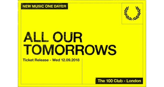 All Out Tomorrows Gig