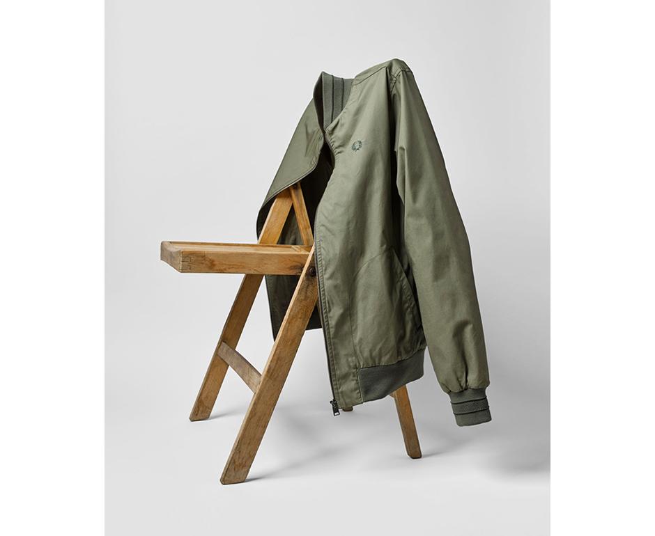 Lightweight jackets in tough fabrics