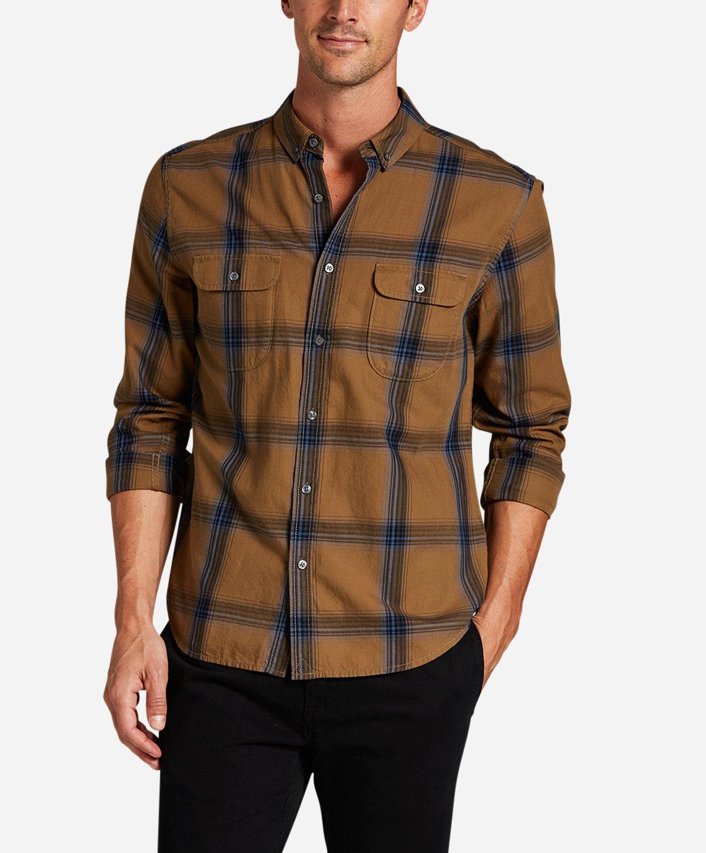 Barnsdall Shirt - Golden Olive