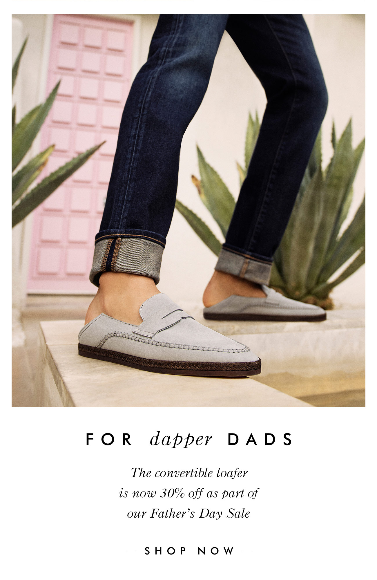 For Dapper Dads
