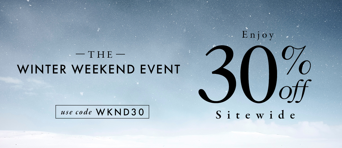 The Winter Weekend Event