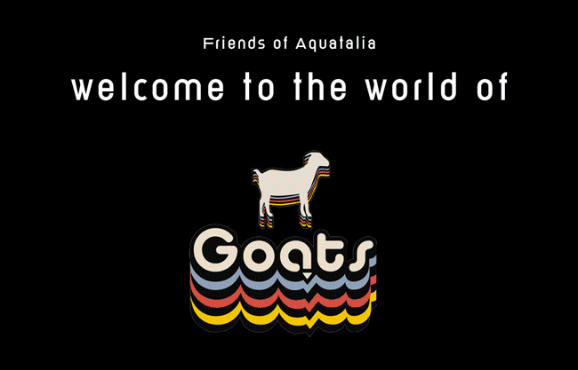 Welcome to the World of Goats