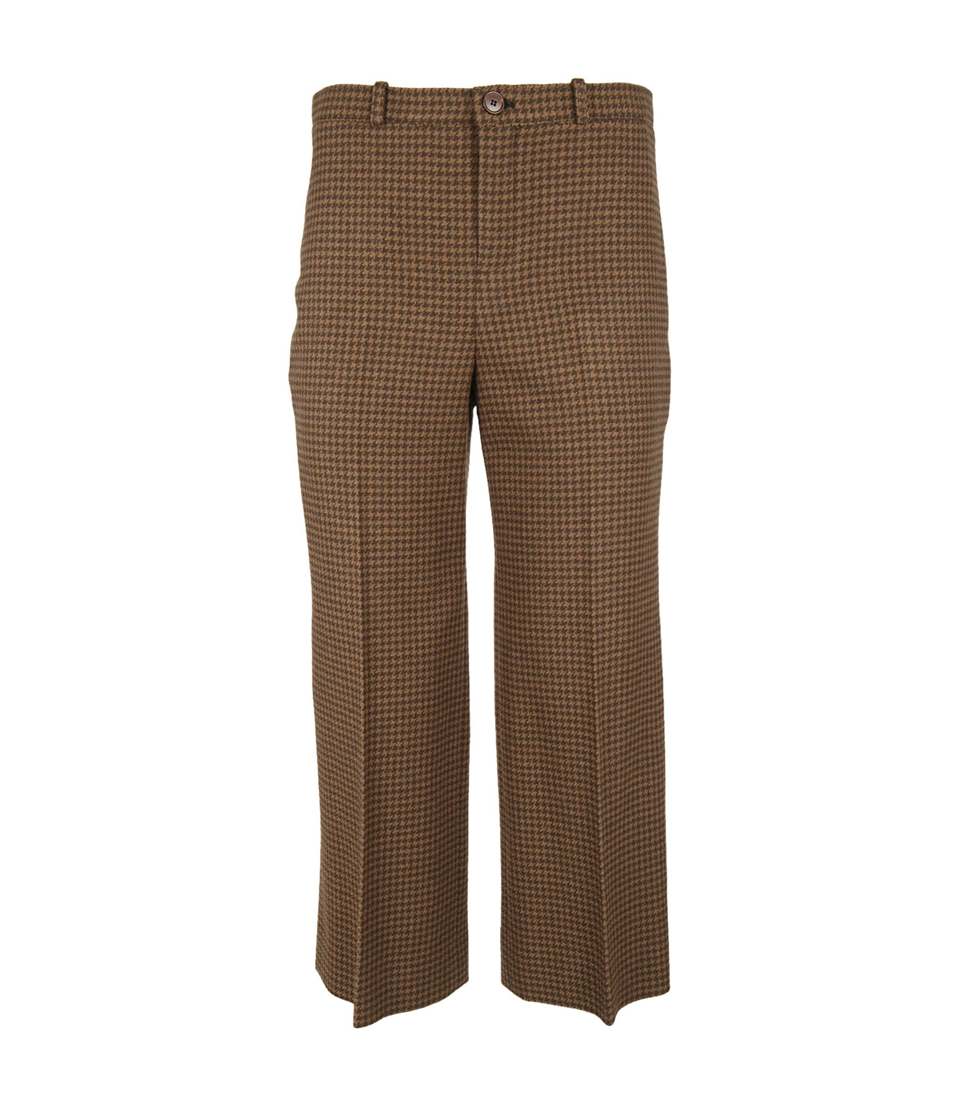 Balenciaga Cropped Trousers