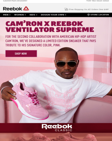 Cam ron Collaboration Drops TODAY 0f3088f4a