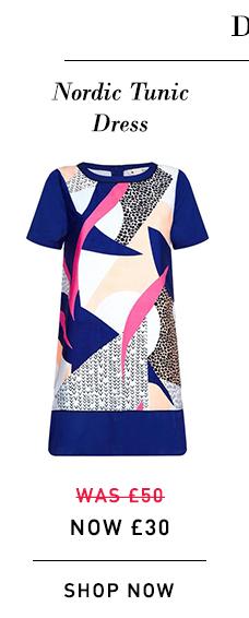 Nordic Tunic Dress