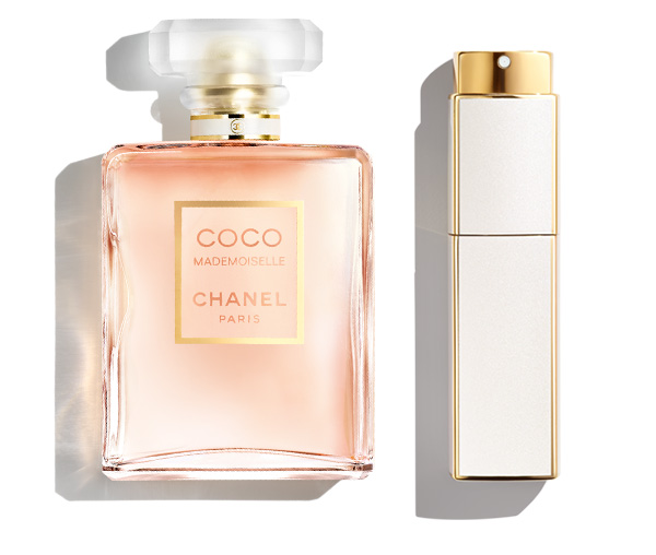TWICE AS NICE Hit all the right notes with the irresistibly sexy irrepressibly spirited scent  sc 1 st  Fashion Hauler & Chanel - COCO MADEMOISELLE: The irresistible gift set