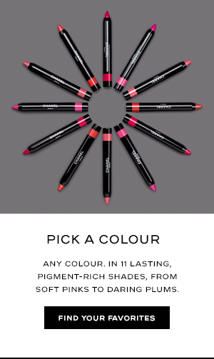 PICK A COLOUR. Any colour. In 11 lasting, pigment-rich shades, from soft pinks to daring plums. Find Your Favorites