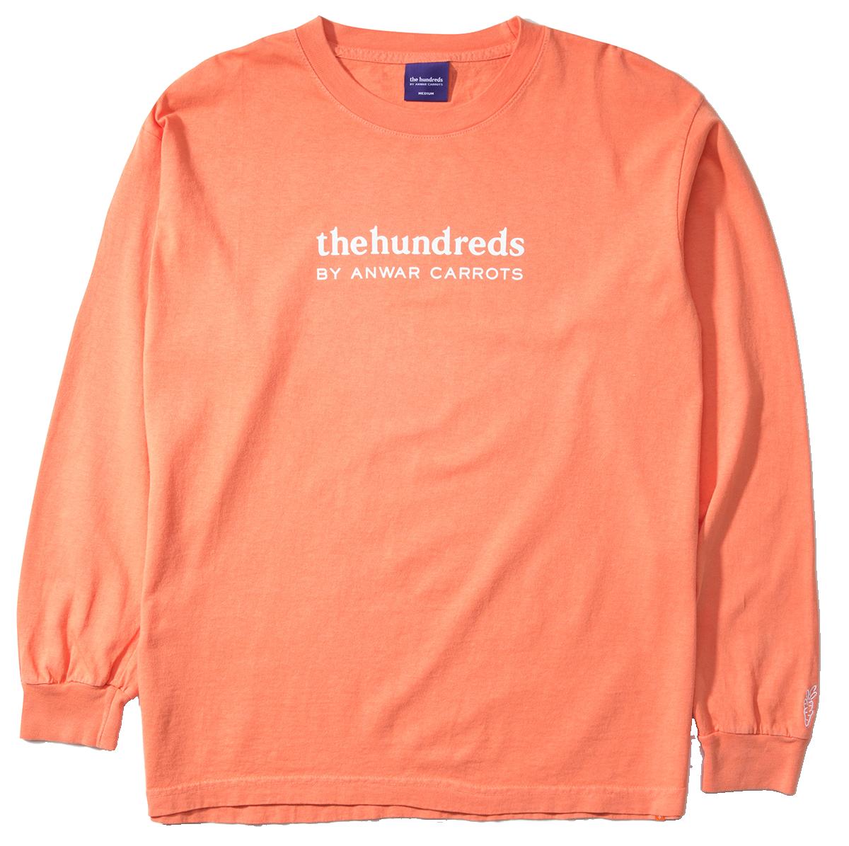 Wordmark LS T-Shirt