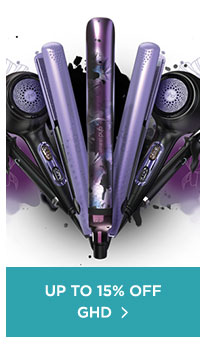 Up To 15% Off GHD