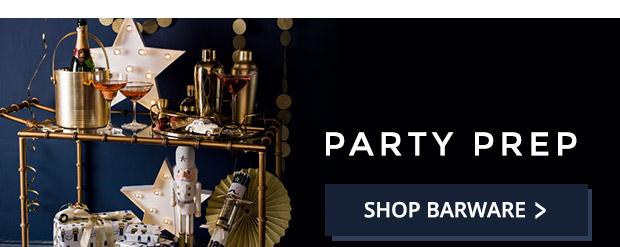 Shop Barware