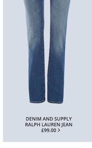 Shop Denim and Supply Ralph Lauren jean