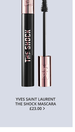 Shop Yves Saint Laurent The Shock mascara