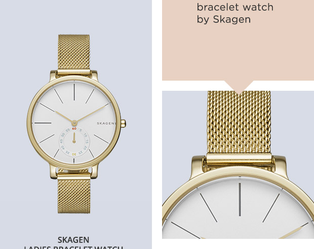 Shop Skagen ladies watch