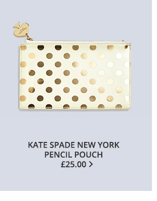 Shop Kate Spade New York pencil pouch