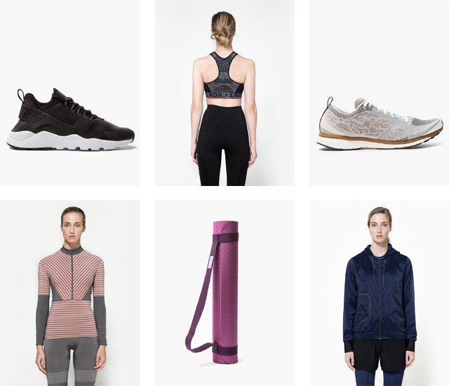 Resolute Dressing. Start the new year off right in sleek activewear from LNDR, Stella McCartney and more that make the transition from gym to street with ease. Shop the Collection.