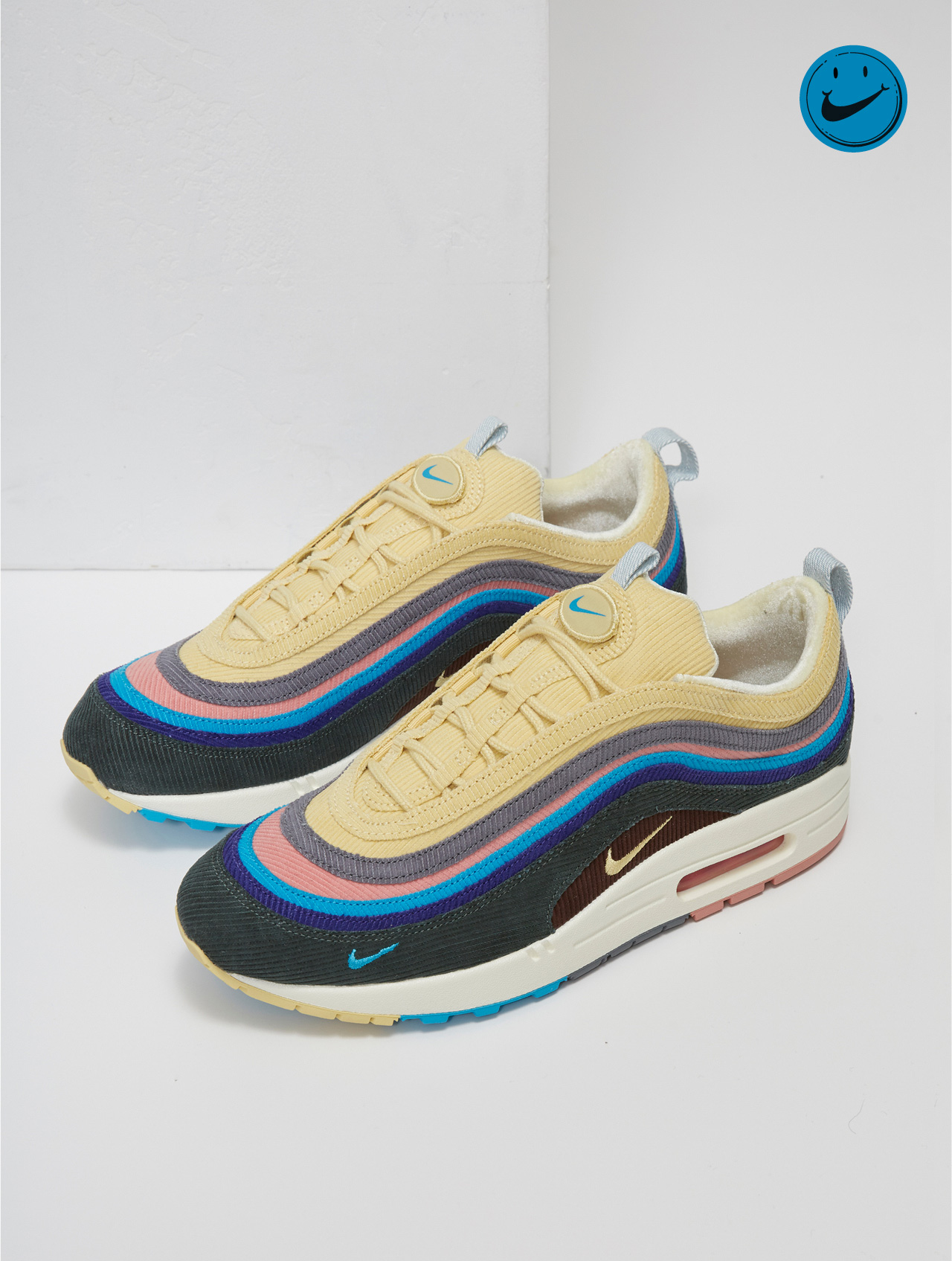 Nike Air Max 1/97 by Sean Wotherspoon