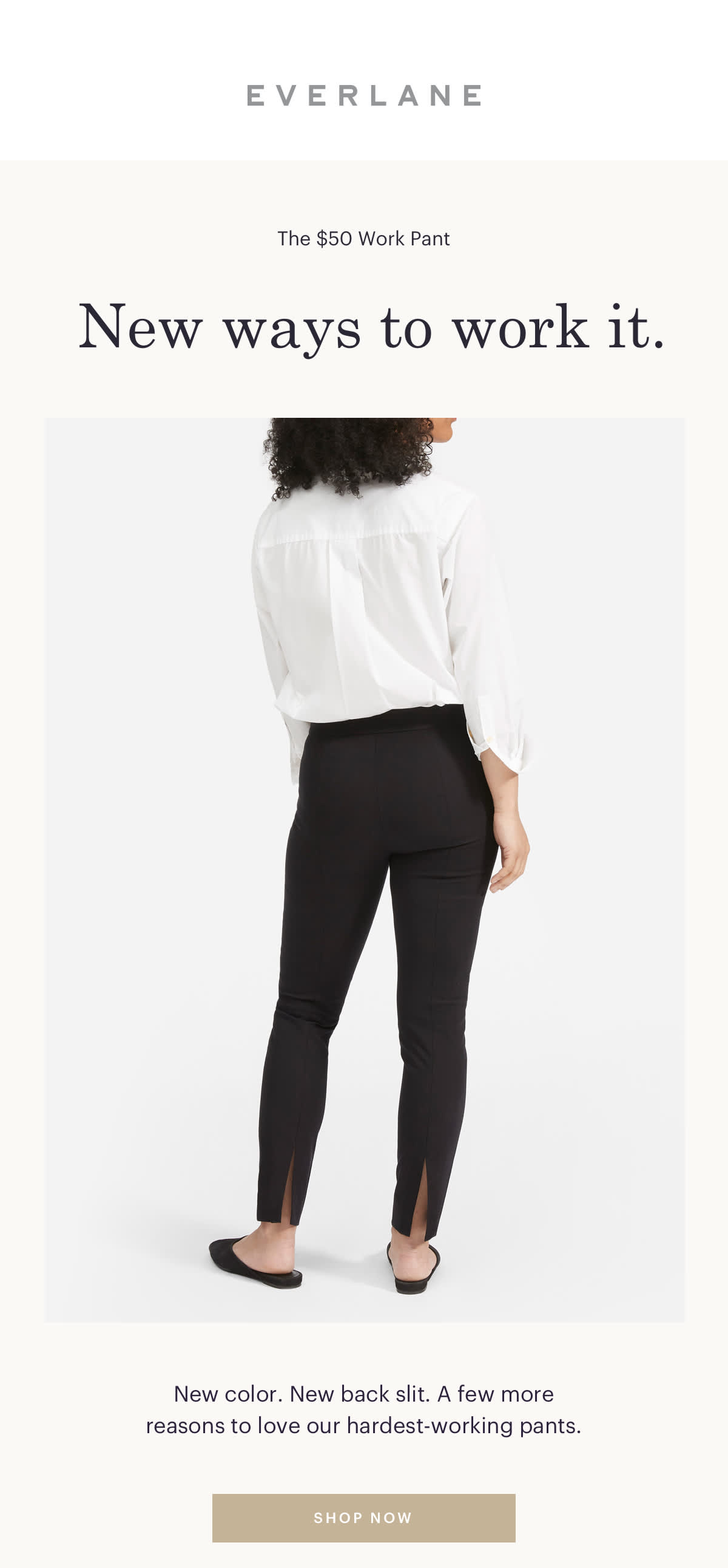 The $50 Work Pant