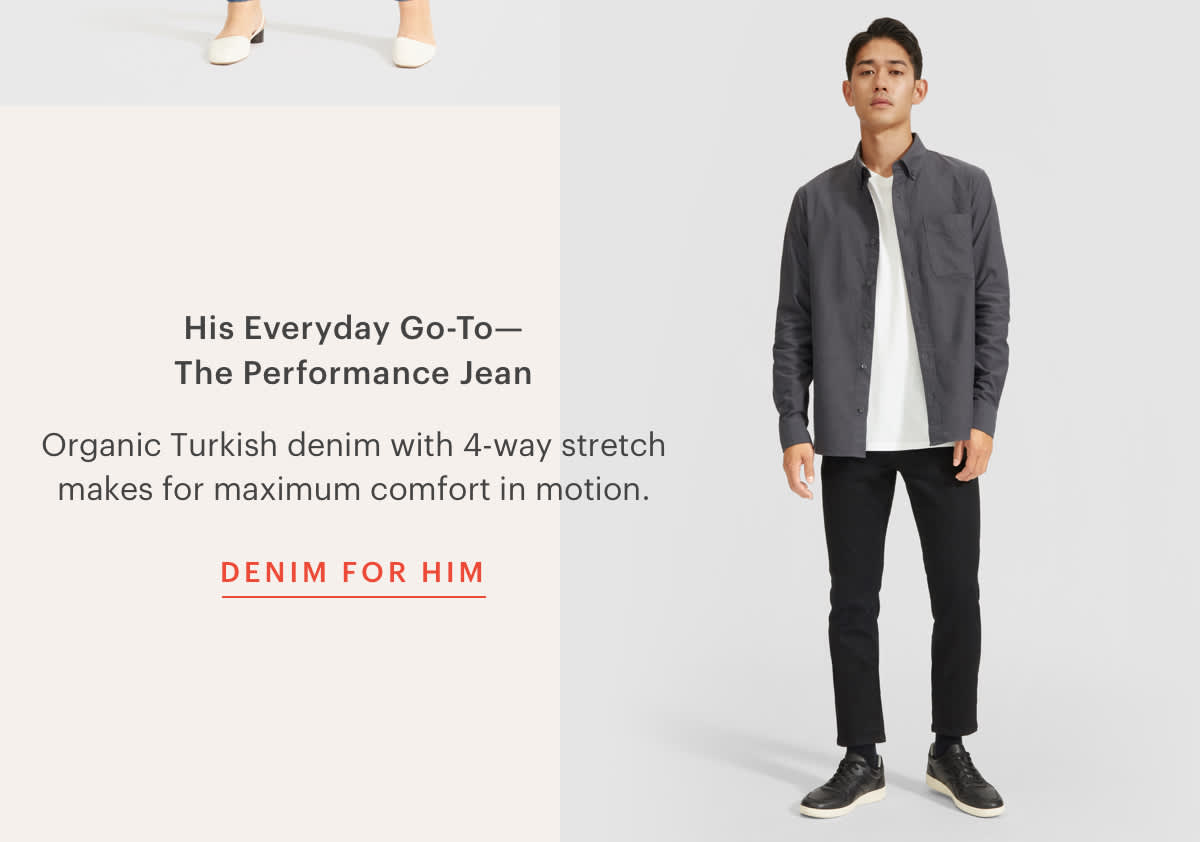 DENIM FOR HIM