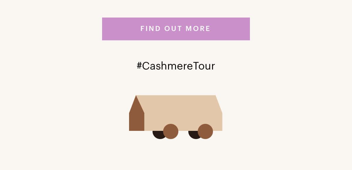 #CashmereTour