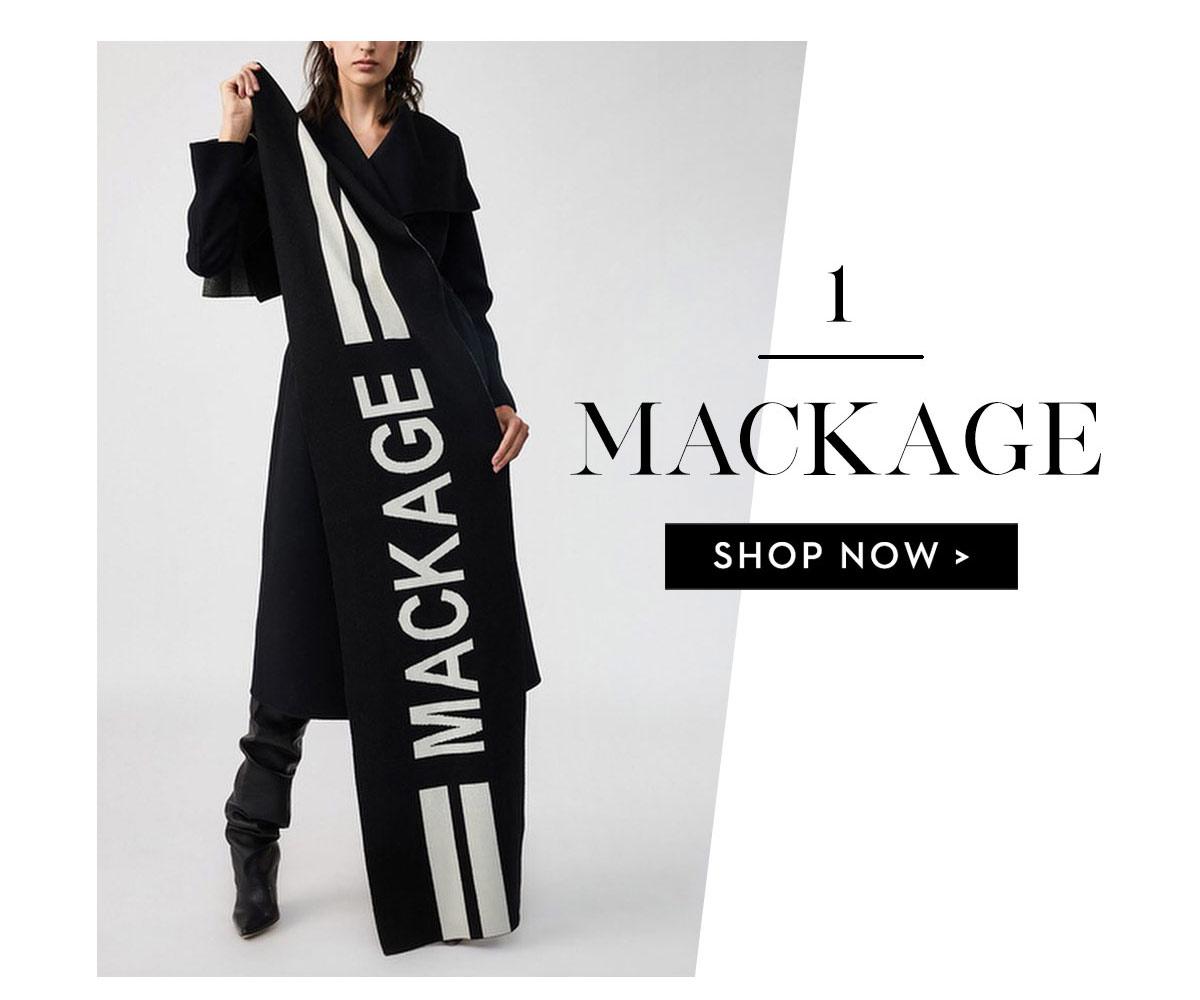 Shop Mackage