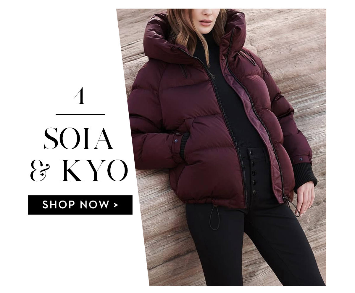 Shop Soia and Kyo