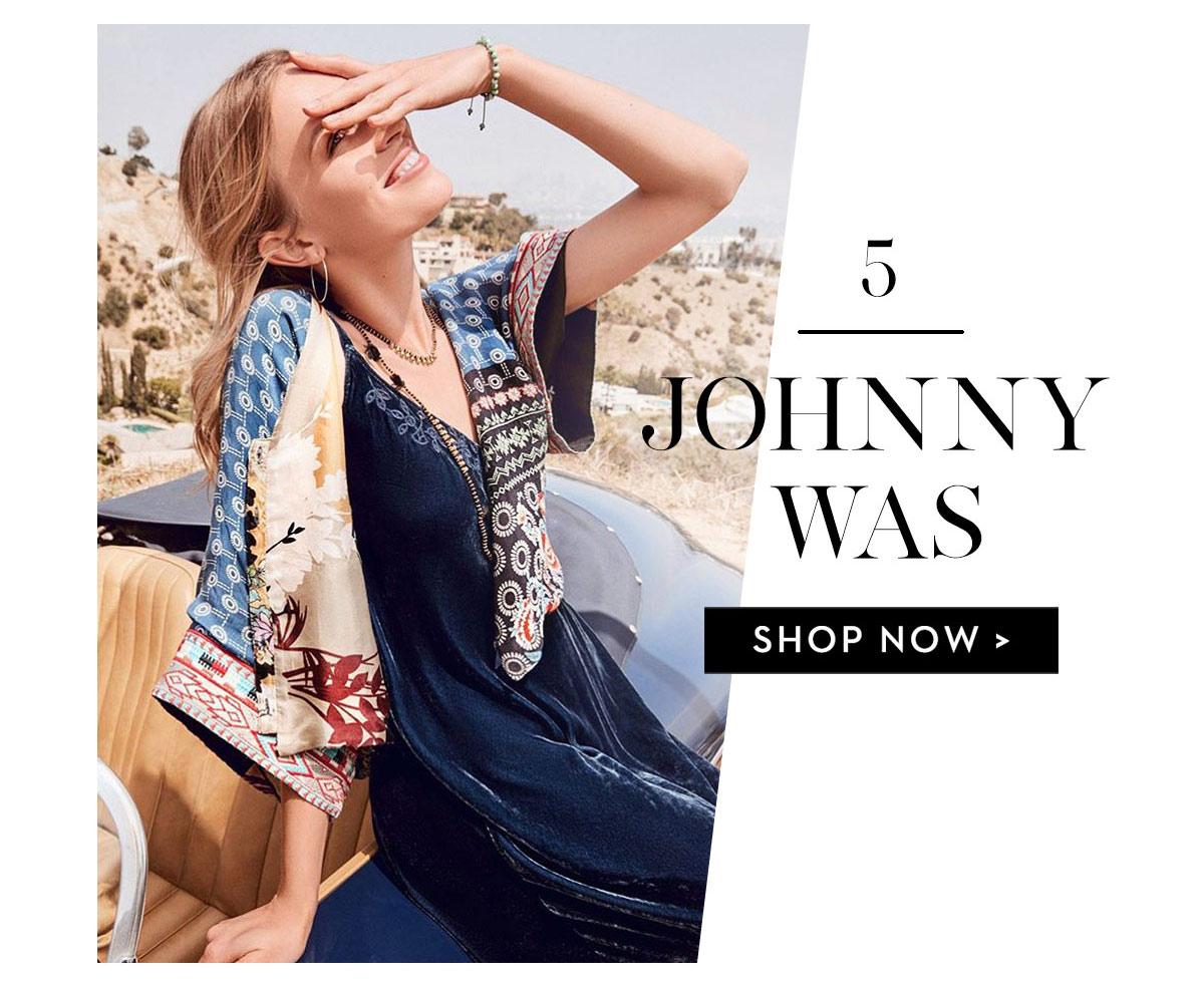 Shop Johnny Was