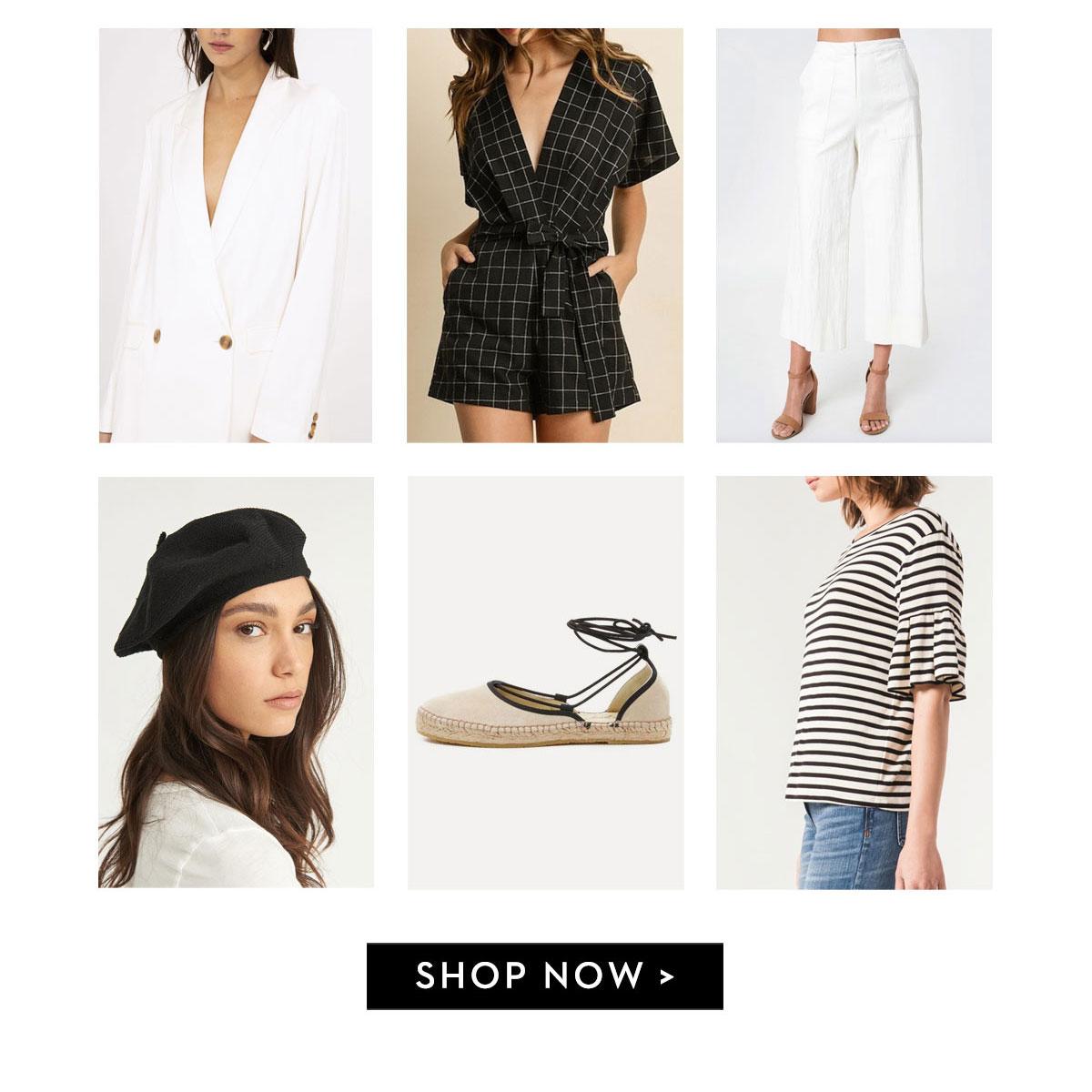 Shop Parisian Style