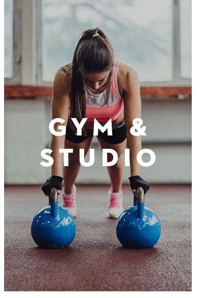 Gym and Studio