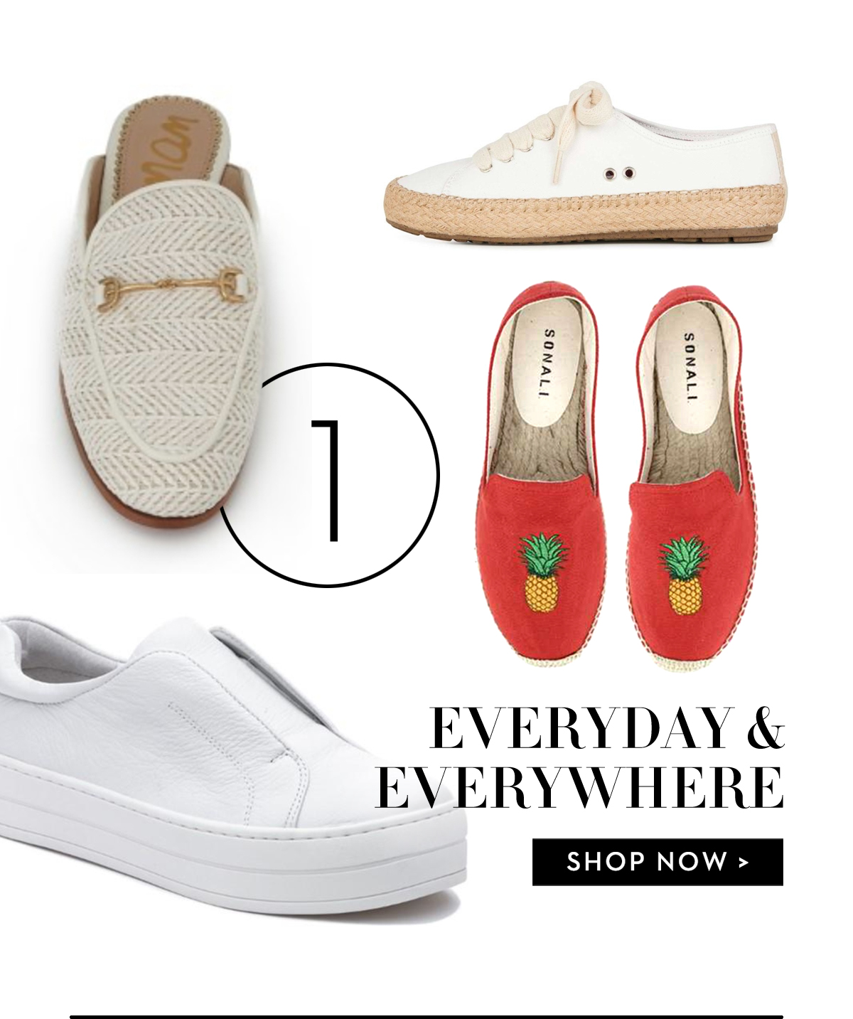 Shop Everyday Shoes