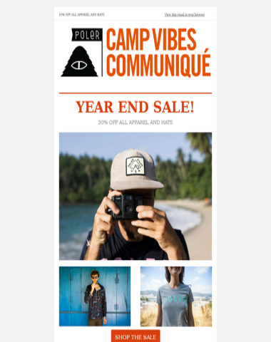 New Adventure, Year End Sale!