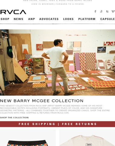Introducing The Barry McGee ANP Collection!