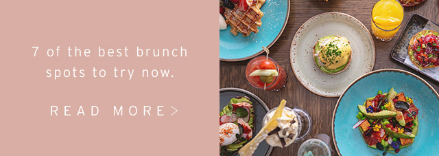 7 Of The Best Brunch Spots To Try Now. - Read More