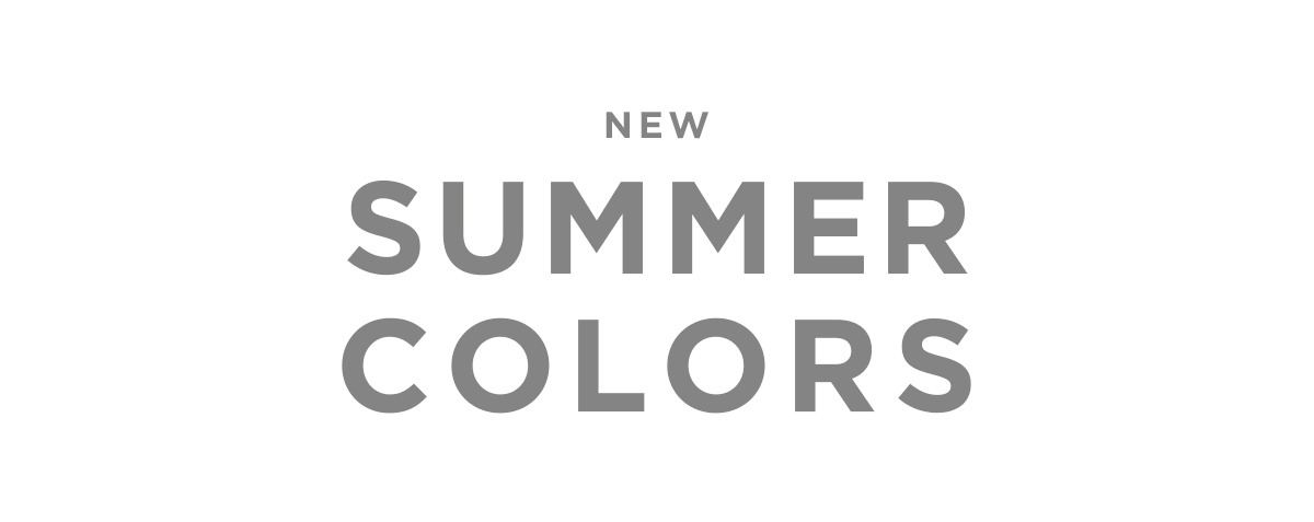 New Summer Colors