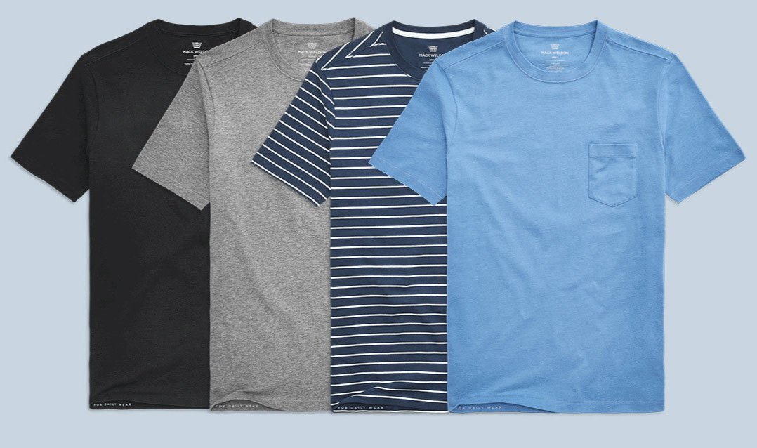 The DRYKNIT Pocket Tee