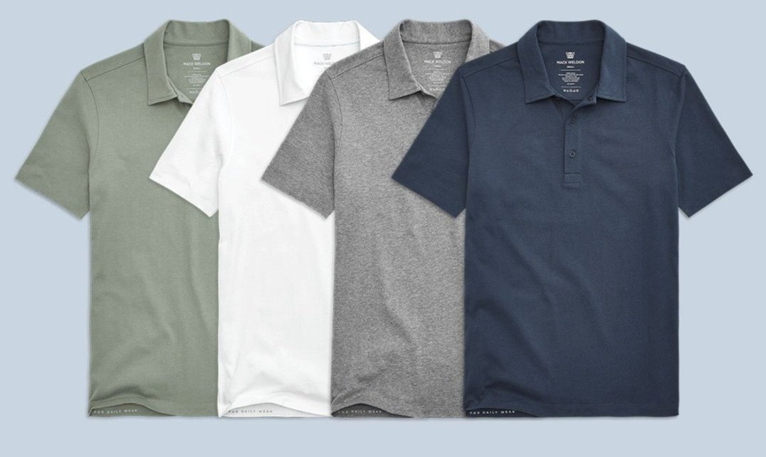The DRYKNIT Polo