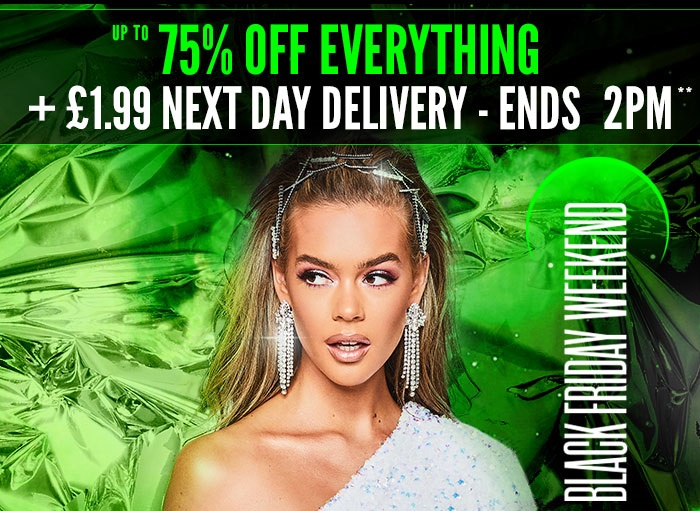 Up to 75% off and FREE delivery