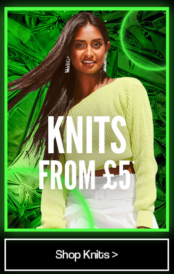 Knits from £5