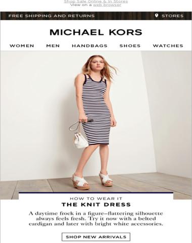 How To Wear It: The Knit Dress