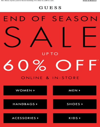 Hours Left For Up to 60% Off