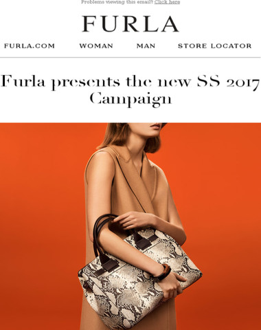 Furla presents the new SS 2017 campaign