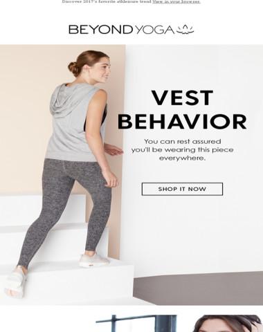 Meet Our Vest Kept Secret
