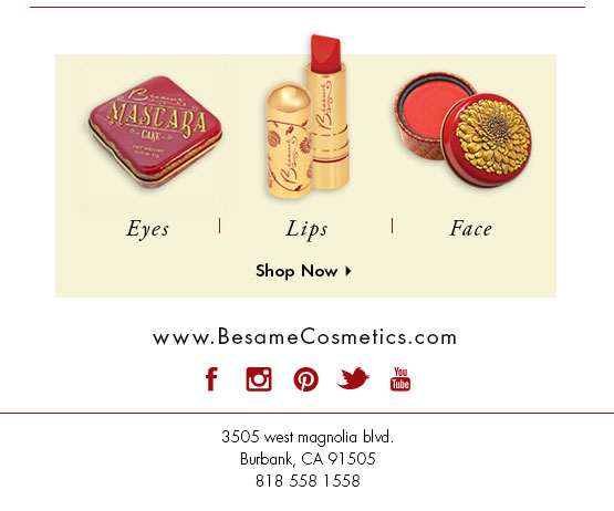 besame cosmetics coupon code